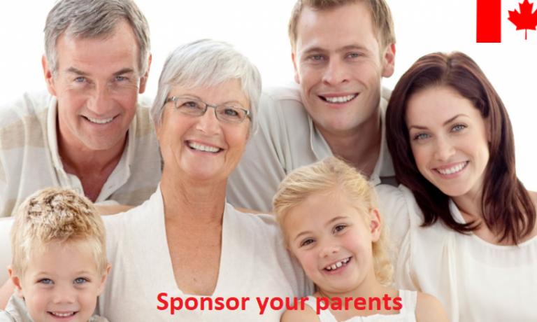 سوپر ویزای والدین