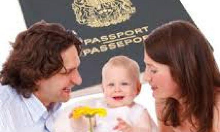 اقامت کانادا از طریق فرزند