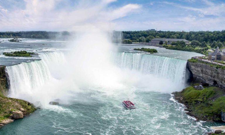 مهاجرت به کانادا و دیدن شبه جزیره نیاگارا( Niagara Peninsula )