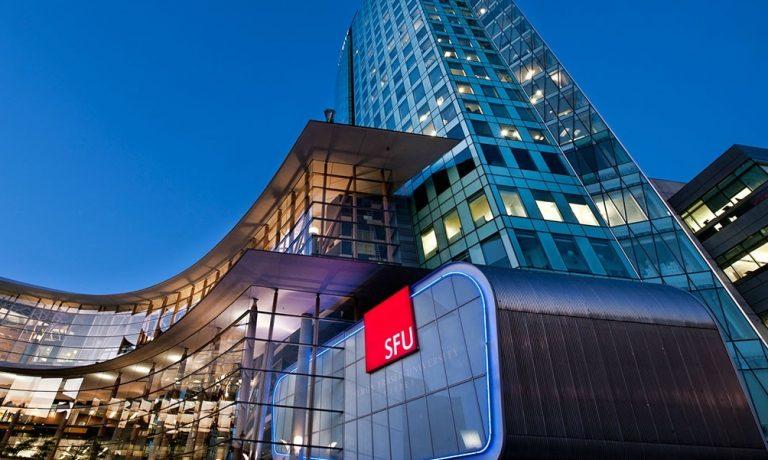 تحصیل در دانشگاه سیمون فریزر در کانادا  Simon Fraser University