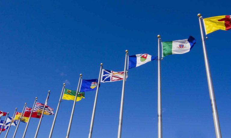 قانون اساسی کانادا Constitution of Canada