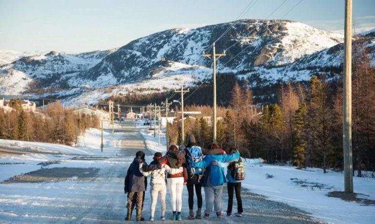 نوناووت یکی از ایالت های جدید کشور کانادا