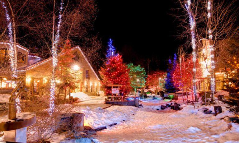 سه تا از بهترین مکان ها برای تجربه کریسمس سفید در کانادا