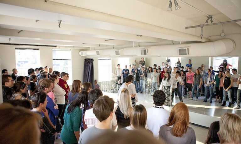 مدرسه فیلم ونکوور در کانادا  Vancouver Film School