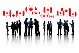 معرفی زبان مردم کانادا