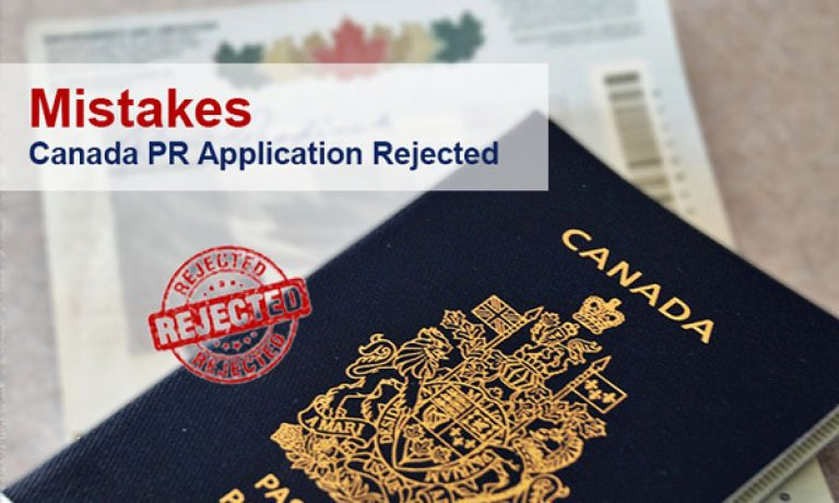 دلائل ریجکت شدن ویزای کانادا